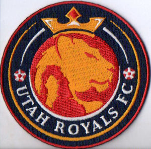 Utah Royals FC Patch