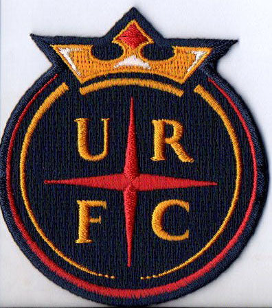 Utah Royals FC Compass Patch