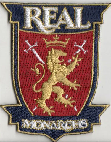 Real Monarchs Patch