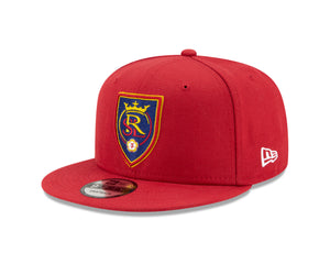 RSL New Era Red Core 5950 Fitted Hat