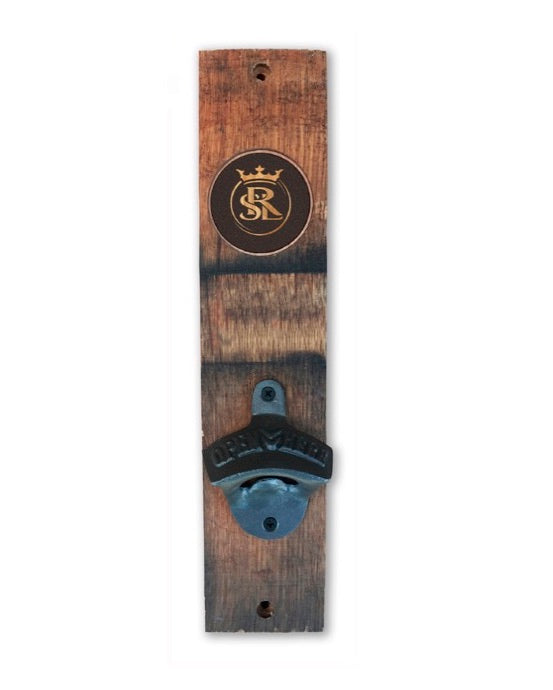 RSL Barrel Stave Wall Mount Bottle Opener