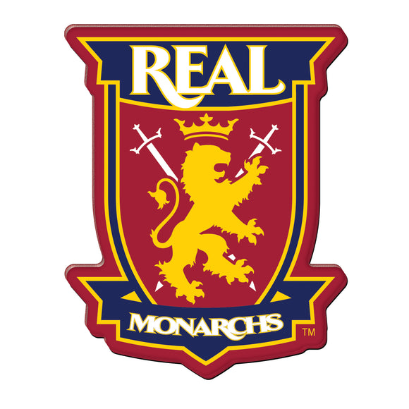Real Monarchs Acrylic Magnet