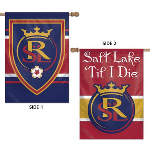 "RSL 28""x 40"" 2-Sided Vertical Banner"