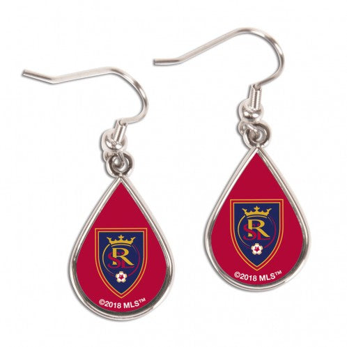 RSL Tear Drop Earrings