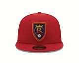 RSL New Era Red Classic Trucker 950 Snapback