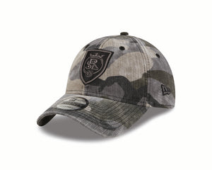 RSL New Era Youth Camouflage/Black Core Classic