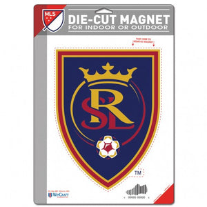 "RSL 6.25""x 9"" Die Cut Shield Logo Magnet"
