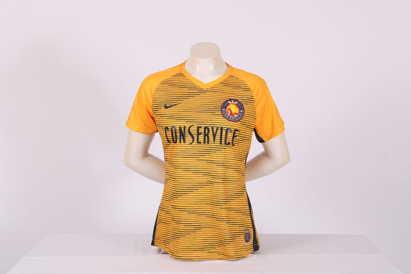Utah Royals FC Women's Nike Gold 2018 Primary Jersey