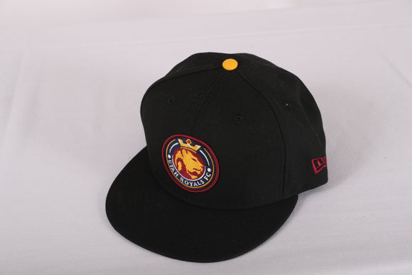 Utah Royals FC New Era 9FIFTY Black Snapback