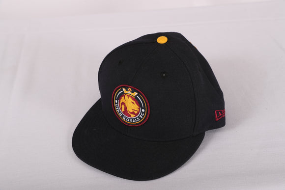 Utah Royals FC New Era 9FIFTY Navy Snapback