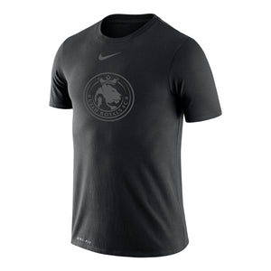 Utah Royals FC Nike Mens Black Dri-Fit Legend 2.0 Short Sleeve Tee
