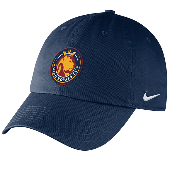 Utah Royals FC Youth Navy Campus Cap