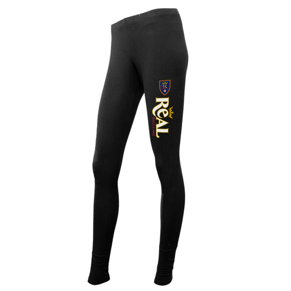 RSL Women's Black Fraction Tights