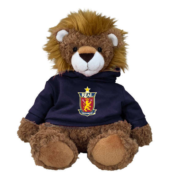 Real Monarchs Cuddle Buddy Lion