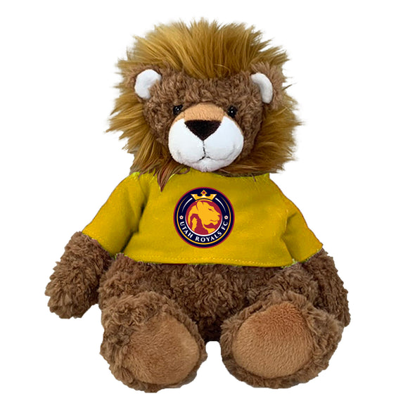 Utah Royals FC Cuddle Buddy Lion