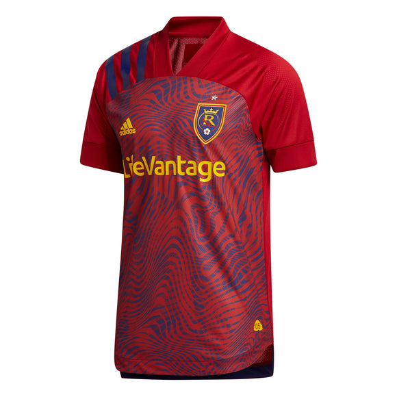 2020 RSL Mens Red Primary Authentic Jersey