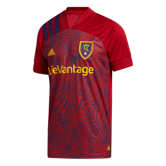 2020 RSL Mens Red Primary Replica Jersey