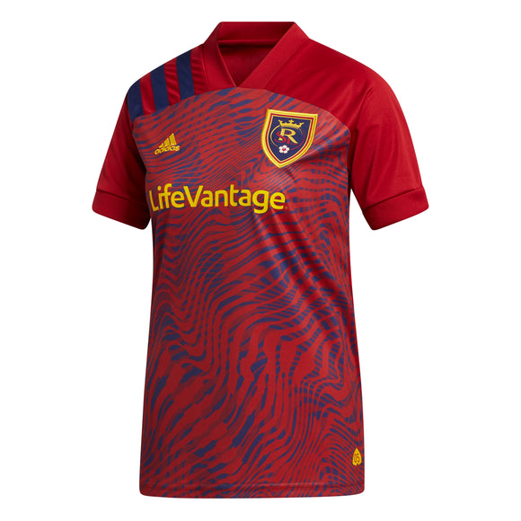 2020 RSL Women's Red Primary Replica Jersey