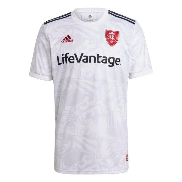2021 RSL adidas Men's Supporter Secondary Replica Jersey