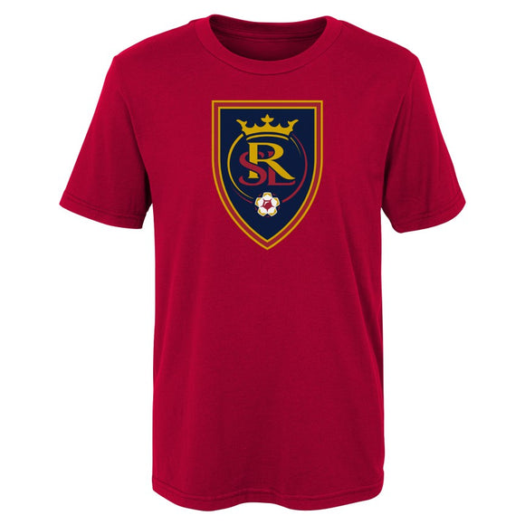 RSL Kids Red Primary Short Sleeve Shirt