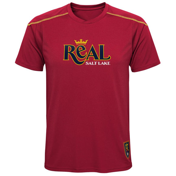 RSL Kids (4-7)  Red Call Up Jersey