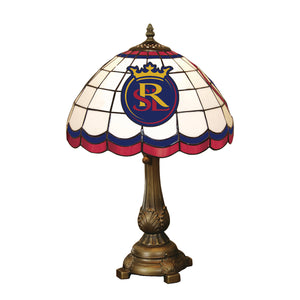 RSL Stained Glass Table Lamp