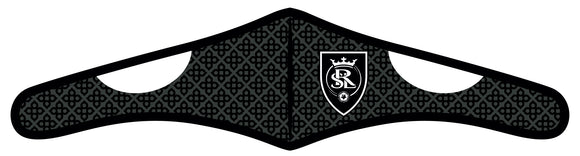 RSL Black Flower Premium Face Mask