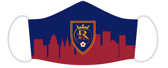 RSL Youth Skyline Face Mask