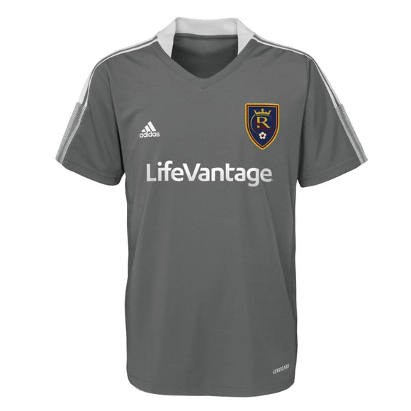 2021 RSL Youth Grey Training Jersey