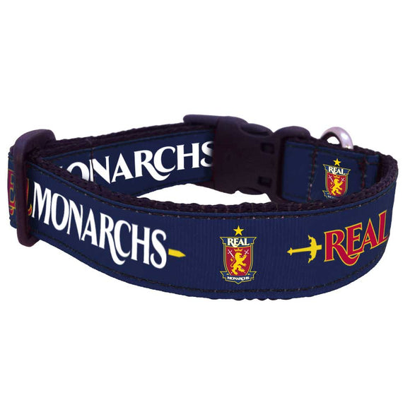Real Monarchs Dog Collar