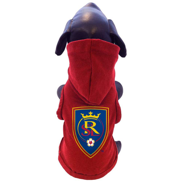 RSL Cotton Hooded Shirt for Pets