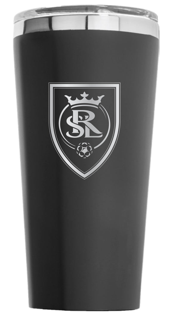 RSL x Corkcicle Black Etched Tumbler