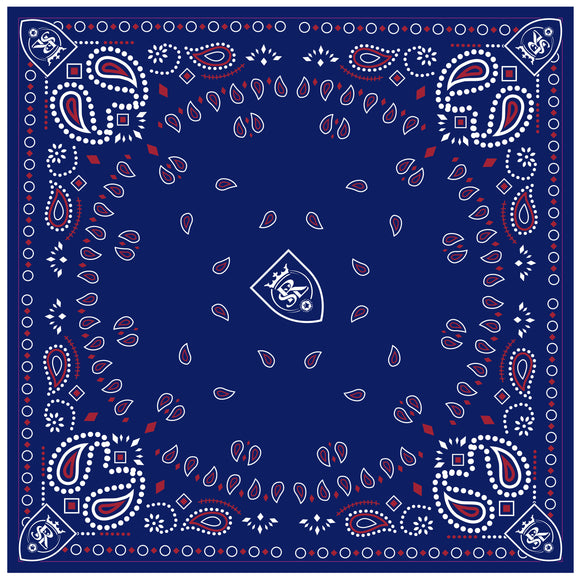 RSL Red White & Blue Bandana