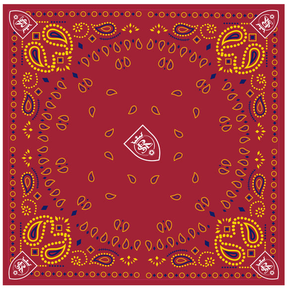 RSL Red Team Color Bandana
