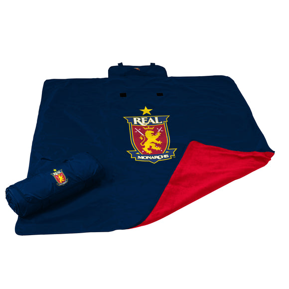Real Monarchs All Weather Blanket