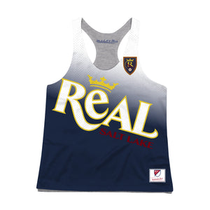 RSL Mitchell & Ness Womens Reversible Mesh Tank Top