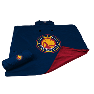 Utah Royals FC All-Weather Blanket