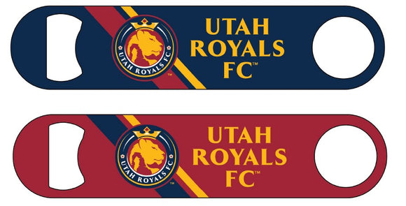 Utah Royals FC Metal Bottle Opener