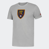 RSL Adidas Youth Grey Amplifier Short Sleeve Shirt