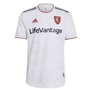 2021 RSL Adidas Men's Authentic Supporter Secondary Jersey