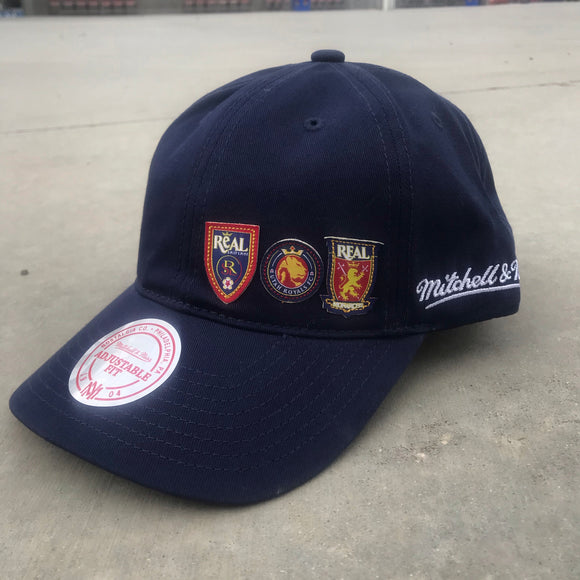 Mitchell & Ness Navy