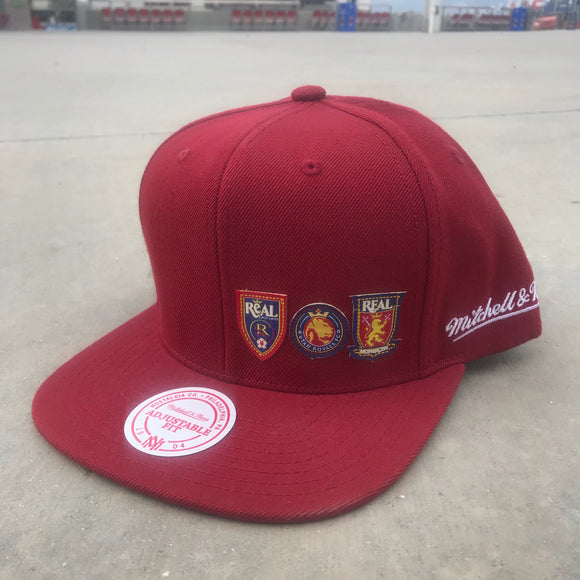 Mitchell & Ness Red