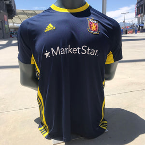Real Monarchs 2020 Navy Primary Jersey
