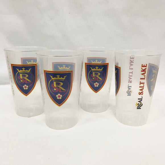 RSL Plastic Pint Cup 4-pack