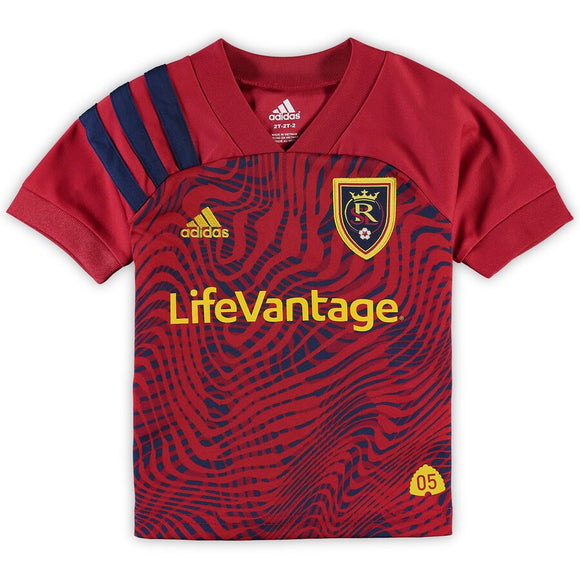 2020 RSL Kids (4-7) Replica Primary Jersey