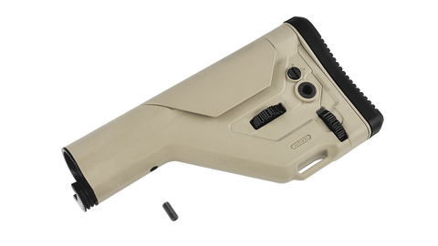 ICS UKSR Precision Stock Tan