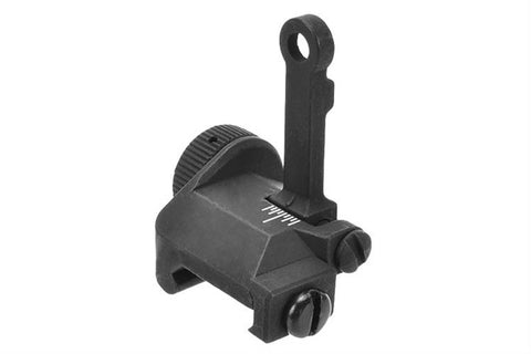 PDW Style 300M Flip Up Rear Sight
