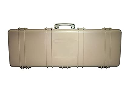 Hard Gun Case Large Tan