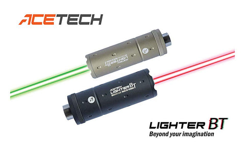 AceTech Lighter BT Tracer Unit & Chrono BLACK