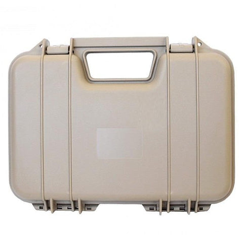 Hard Gun Case Small Tan